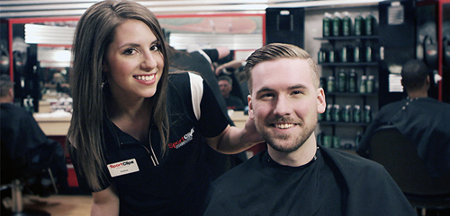 Sport Clips Haircuts of Pebblewood Plaza - Omaha  Haircuts