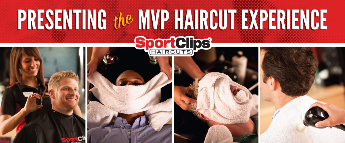 The Sport Clips Haircuts of Pebblewood Plaza - Omaha  MVP Haircut Experience